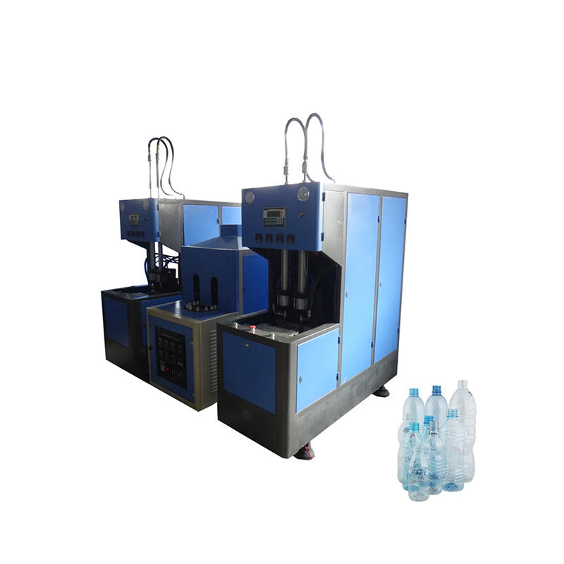 China hot-filling extrusion bottles plastic blowing machine