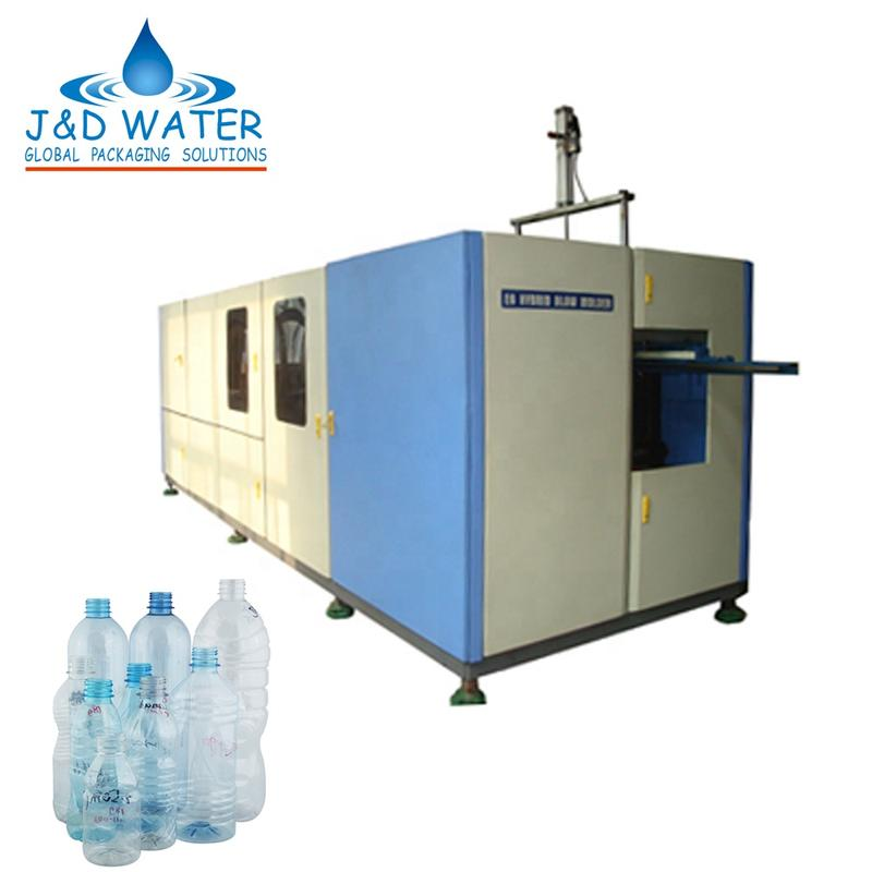 Factory supply automatic PET plastic bottle blowing machine