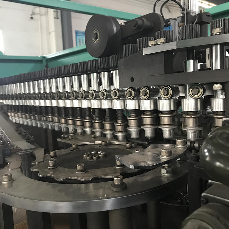 Jnd Water fully-automatic oil bottle extrusion plastic bottle rotary blow molding machine