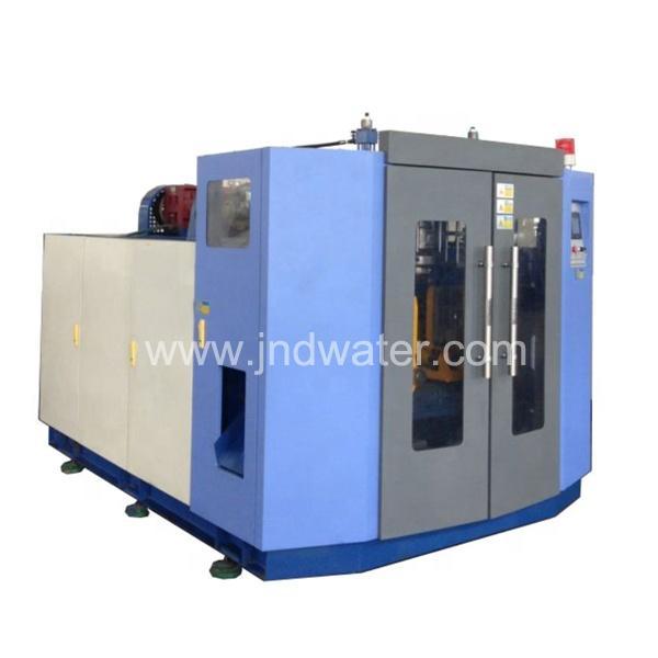 Automatic Plastic Extrusion Blow Molding Machine