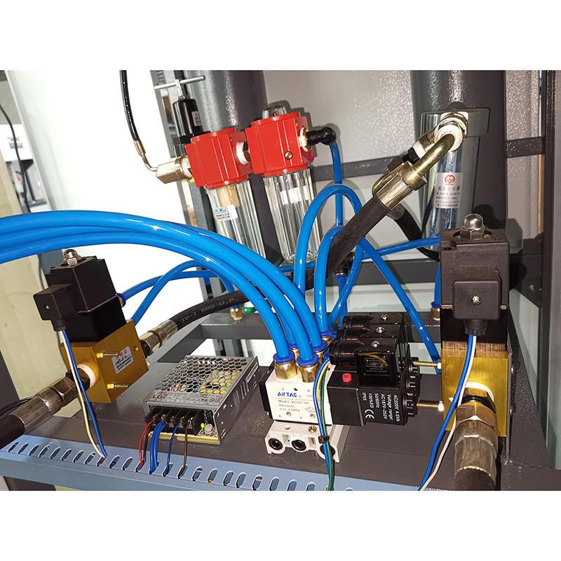 automatic blow molding machine 500ml water bottle making machine