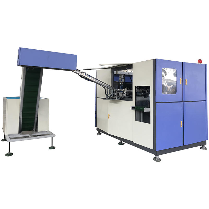 PET/PP fully automatic bottle blowing machine with 1 year warranty