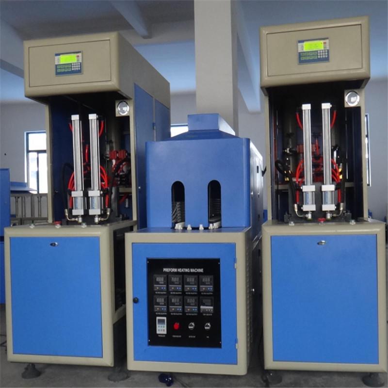 Carbonated 3-5L beverage PET PC plastic bottle blowing machine