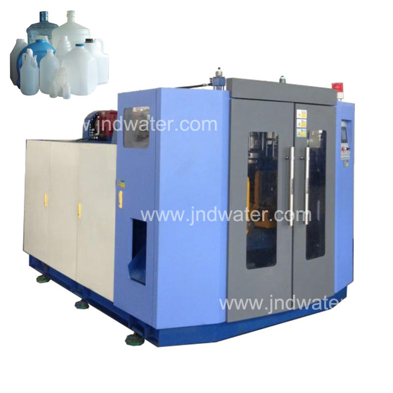 Automatic HDPE/LDPE/PP Extrusion Blow Molding Machine