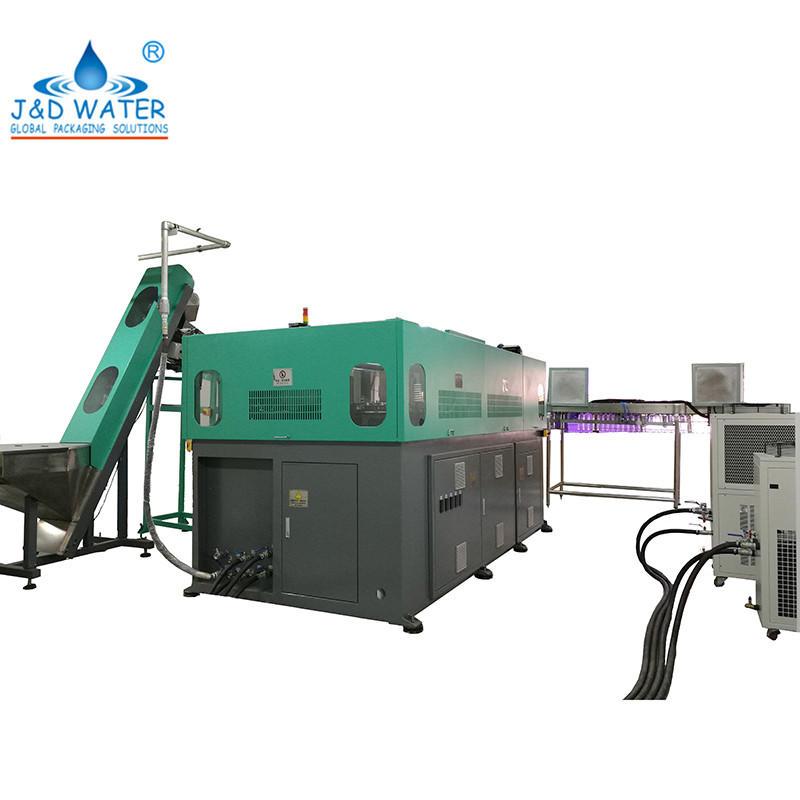 Jnd Water fully-automatic 2l 5liter water Bottle barrel Pet Blow Molding Machine