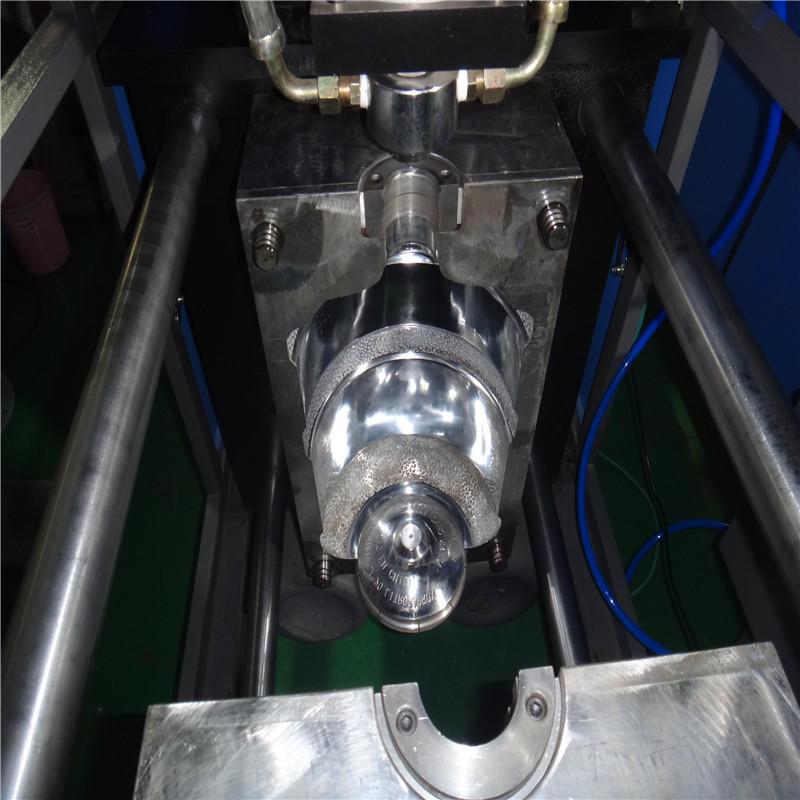 Semi Automatic 19 litre 5 Gallon water bottles blowing moulding machine