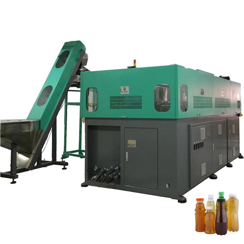 Automatic 6 Cavity 500ml bottle Bottle Blow Molding Machine Bottle Making Machine price