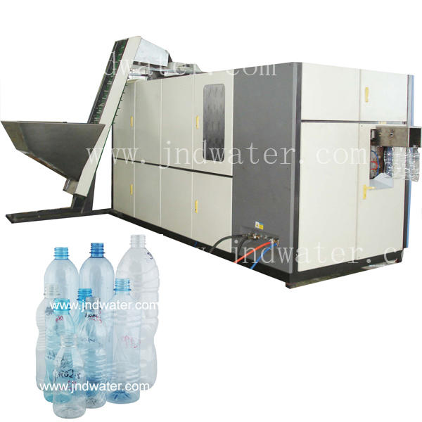 Automatic PET Bottle Stretch Blowing Molding Machine