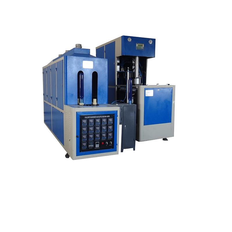 Semi-Automatic 5 Gallons Water Bottle Making Machine Blow Molding Machine