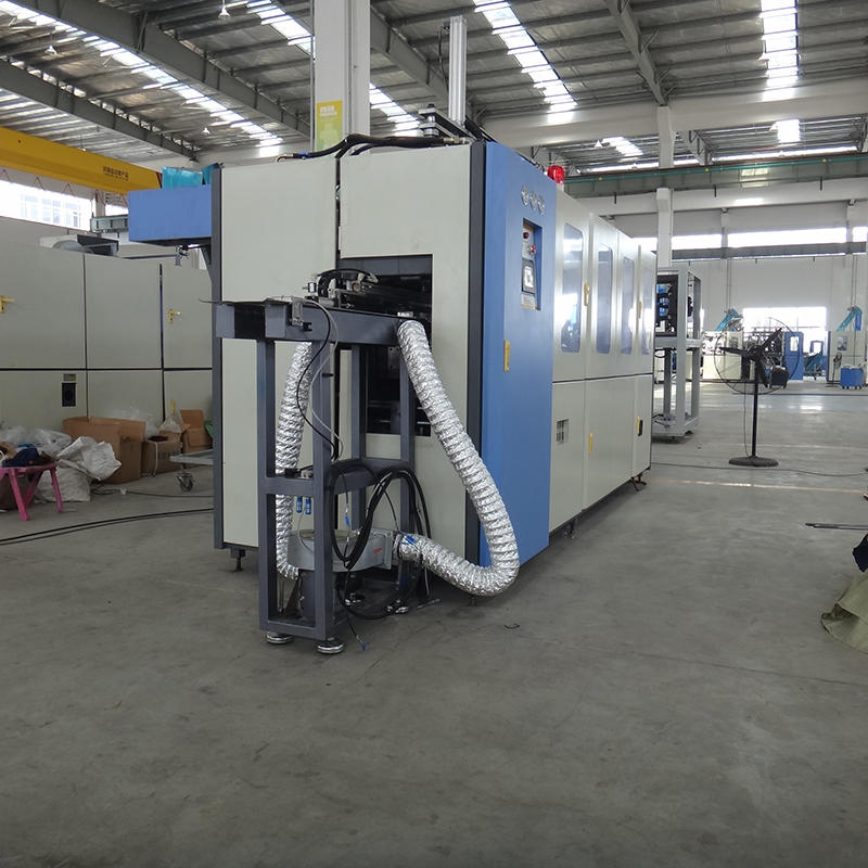 Popular High Speed Rotary Stretch Blowing Plastic Machine