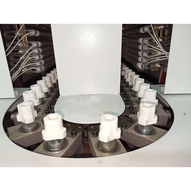 CE Certification Plastic Bottle stretch Blow Molding Machine-semi automatic