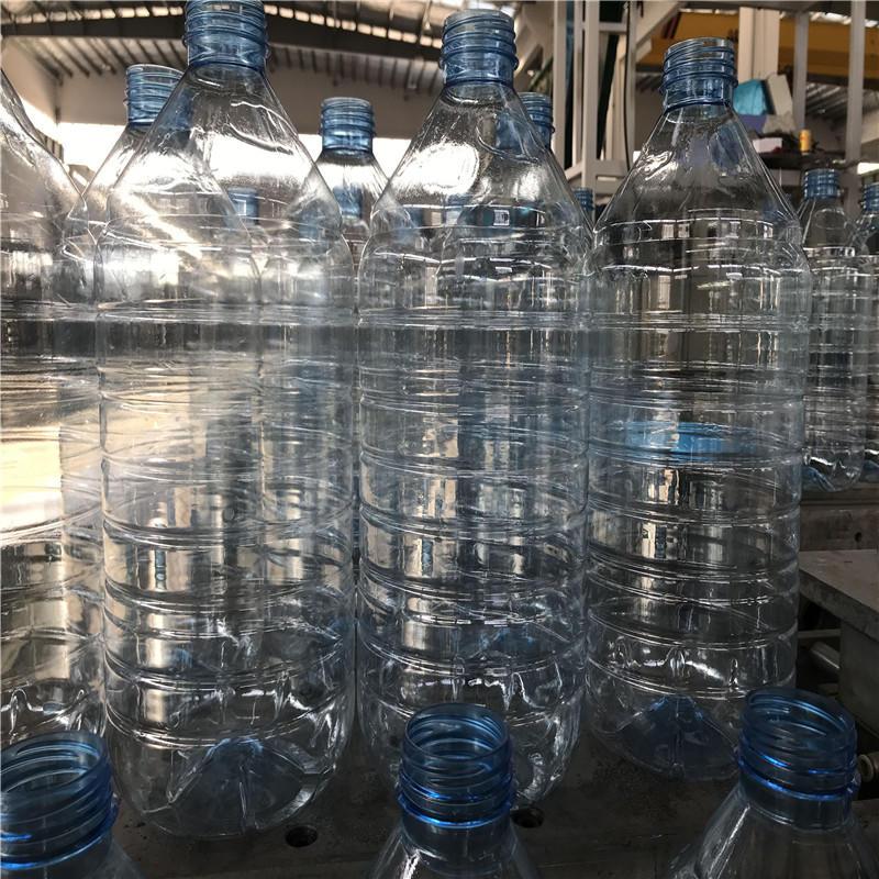 full automatic high speed plastic pet hot juice juice beverage bottle blowing making machine