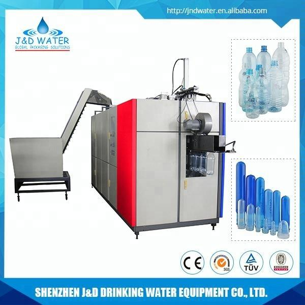 Customized design automatic adjustment extrusion blow molding machine price