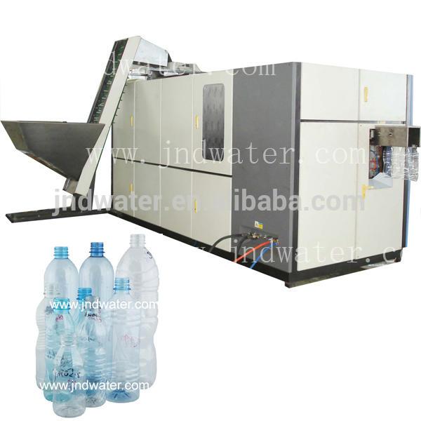 Automatic Plastic Water Bottle Making Machinery