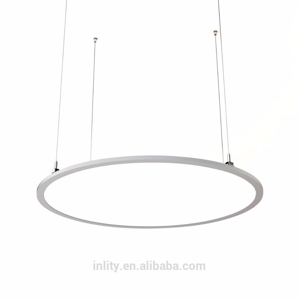 Modern Ceiling Round Panel Light,Dimmable Round Panel Light