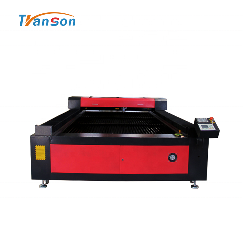 Reci laser tube TSH1325 CO2 laser machine for metal and nonmetal cutting and engraving