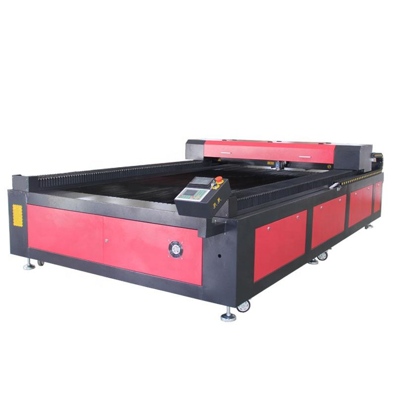 2mm Stainless Steel Metal And Nonmetal Co2 Laser Cutting Machine TSH1325