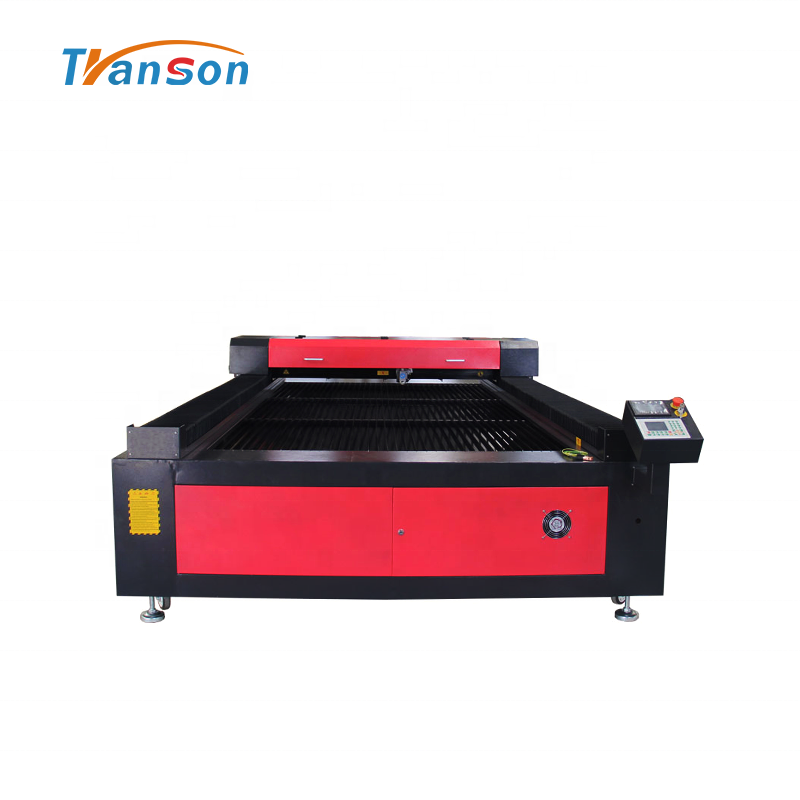 CO2 Laser Cutting Engraving Machine TSH1530 for Metal and Nonmetal Mixed Cutter