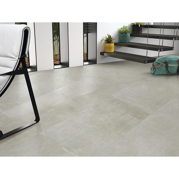 Foshan acid resistant ceramic grey villa porcelain tile