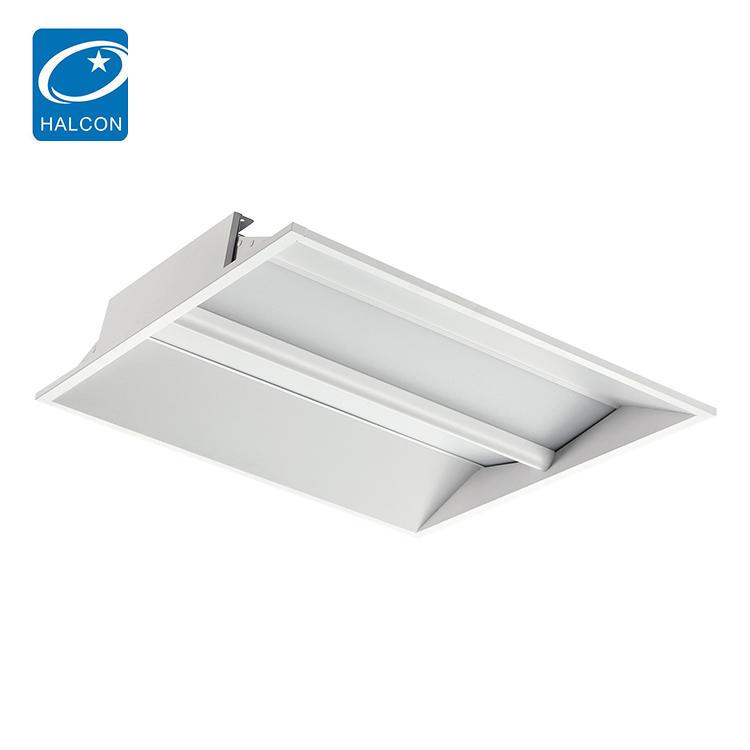 High lumen steel sheet 30w 45w smd Led Troffer panel light