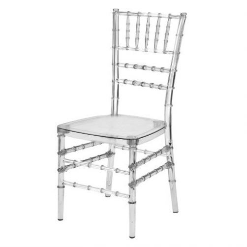 Hot Selling Plastic Clear Wedding Chair Table Leg Hardware