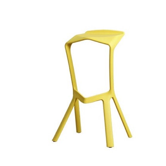 Plastic Chair Office Restaurant Furniture Color Cheap Stackable Hors Dine And Stool