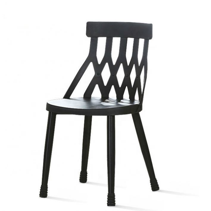 Plastic Restaurant Potti For Adult Stacking Relax Metal Leg French Dine Chair