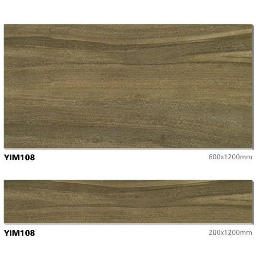 Chinese foshan living room interior wooden floor tiles