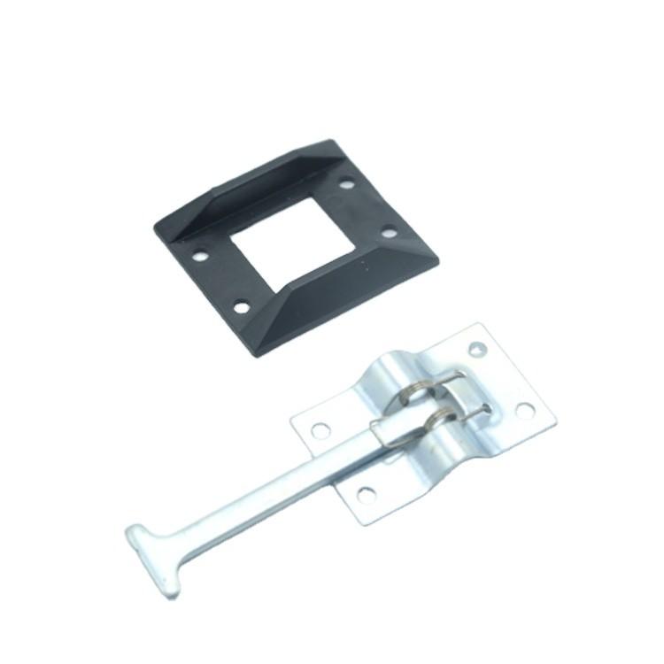 063033 Mild steel and Stainless steel truck accessories Van Truck back door hook high quality back door hook