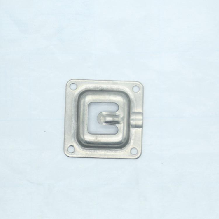 Door Latch Trailer Door Lock Stainless Steel Lock Body Hot Sell Silent Latch-063041-In
