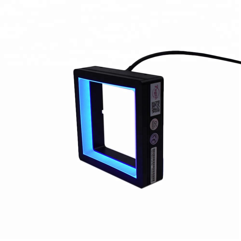 FG-FPQ Series machine vision automation inspection led shadowless square light illuminator for industrial inspection in China