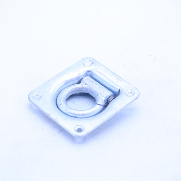 Lashing Ring Steel Lashing Ring With Plate For Truck And Trailer-026504/026504-In