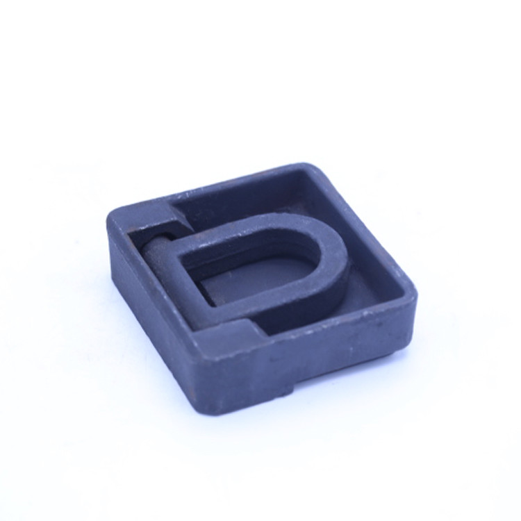 Lashing Ring Steel Lashing Ring With Plate For Truck And Trailer-026009