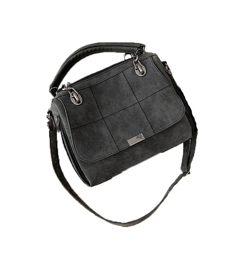 Simple fashion large capacity nylon cloth bag female lightweight wild shoulder bag trend casual portable crossbody bag wholesale