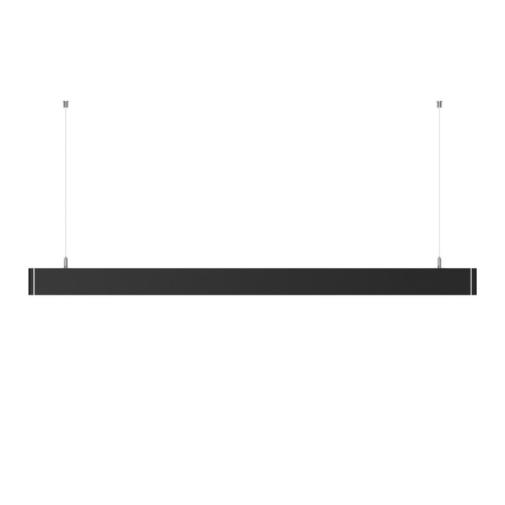 1.2 m rectangular lighting LedCustomizable Strip Light Strip Office Chandelier Fangtong Special Chandelier