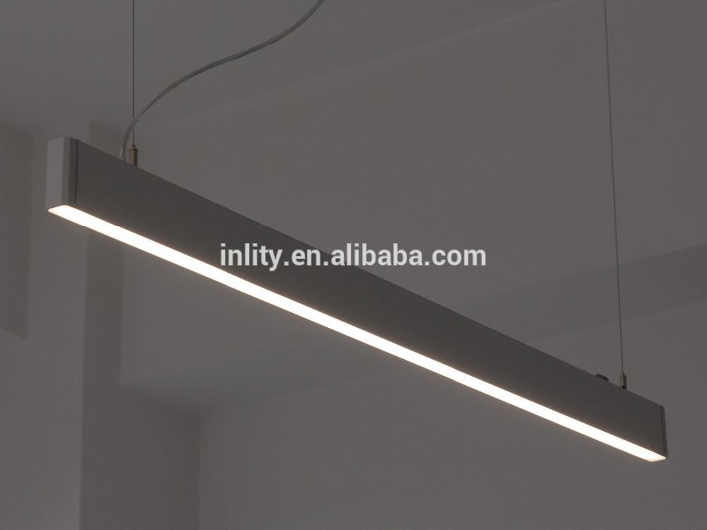 Linear LED suspended light