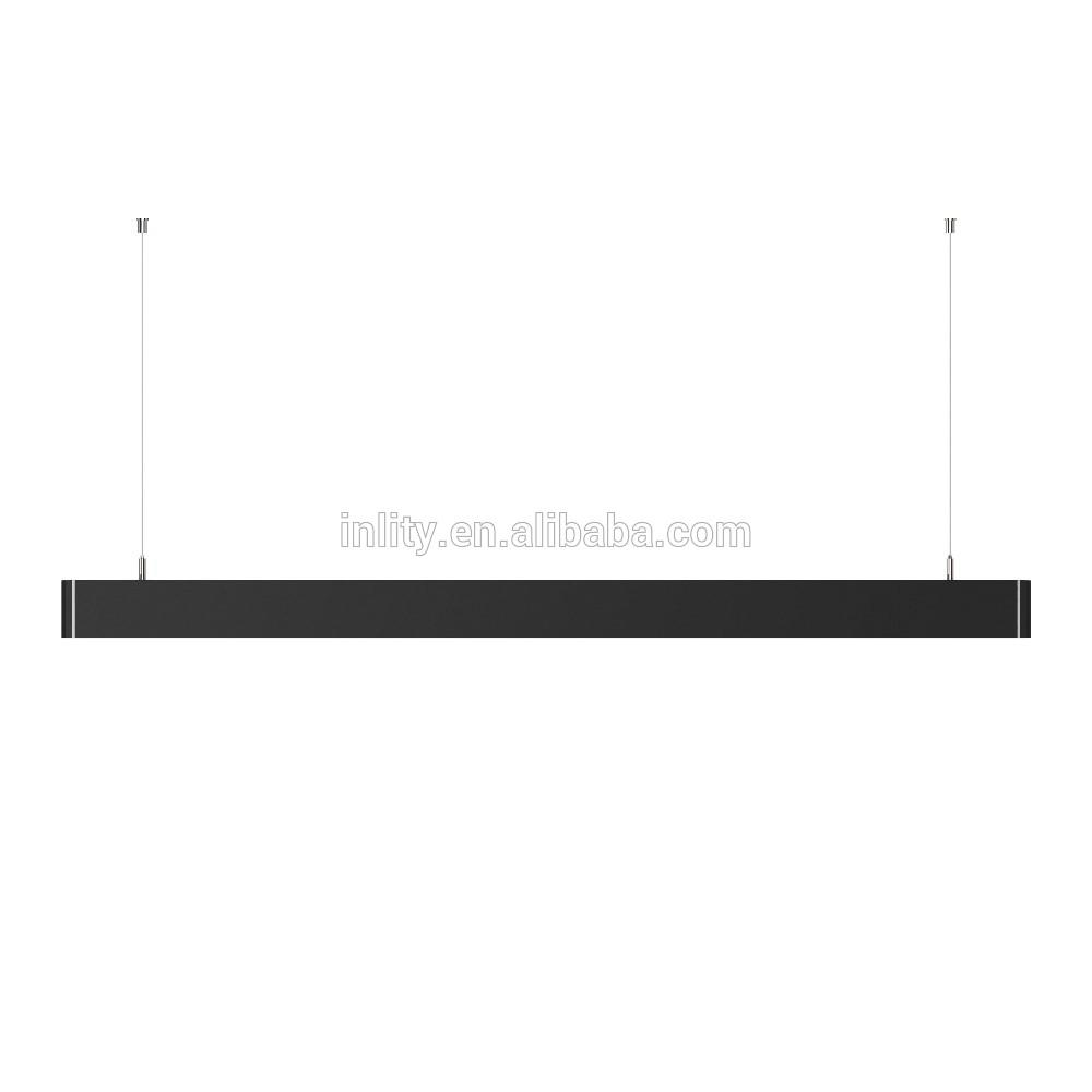 INLITY 1200mm 36W LED linear high bay light slim body and frosted diffuser