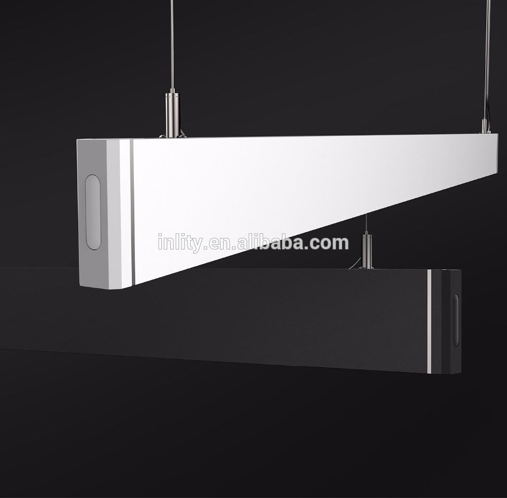 1200mm 36W Hanging Led Linear Lighting Fixture For Office light