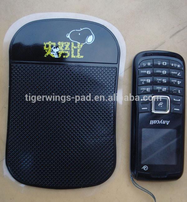 NEW Silicone Car Dashboard Mobile Phone Sticky Pad Magic Anti-Slip Non-slip Mat