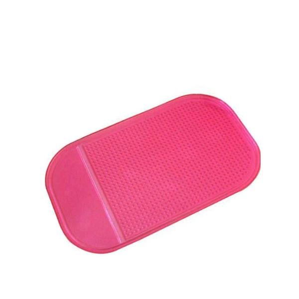 Wholesale car mobile phone portable promotion gift silicone PU car anti slip pad