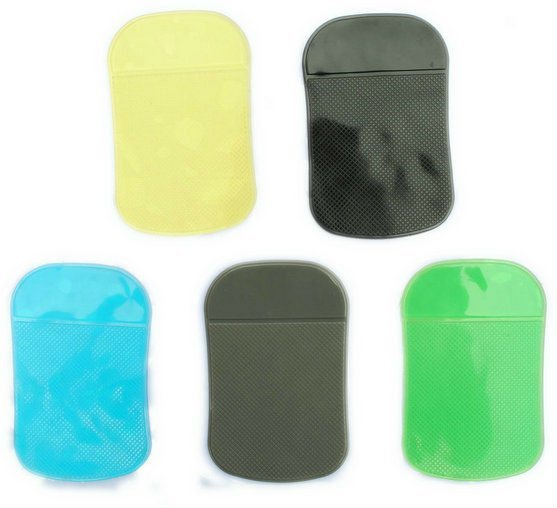 Wholesale best quality non slip sticky silicone rubber pads