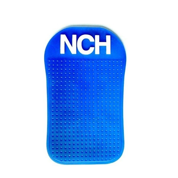 Factory direct sale sticky pu gel material front anti slip pad for car