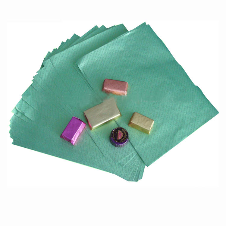 Color Aluminum Foil Paper Wrap Metallic Paper for Gift Packing