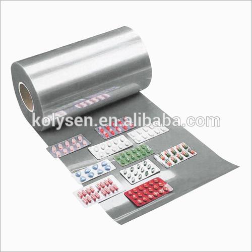 Pharma Packaging Aluminium Foil for Blister