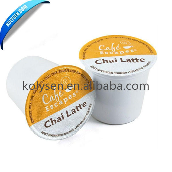 Aluminum Foil Sealing Lids for Plastic Cup/ Bottle/ Jar