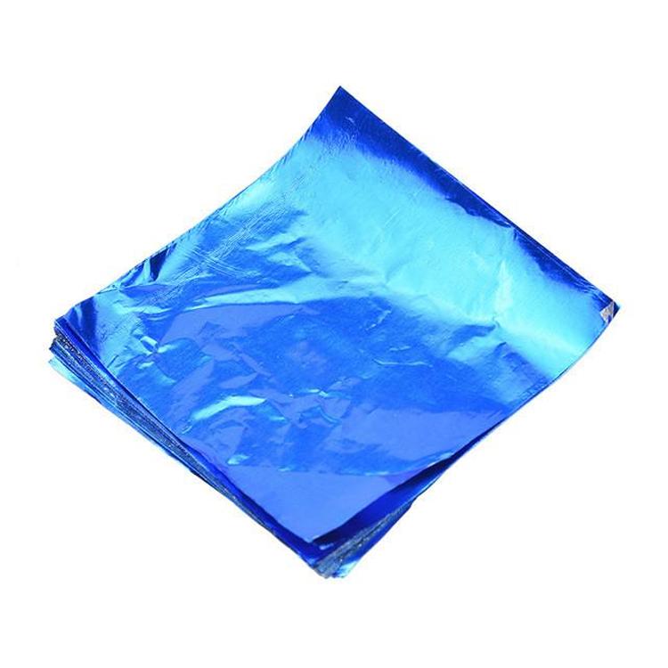 No odor pure color aluminum chocolate foil