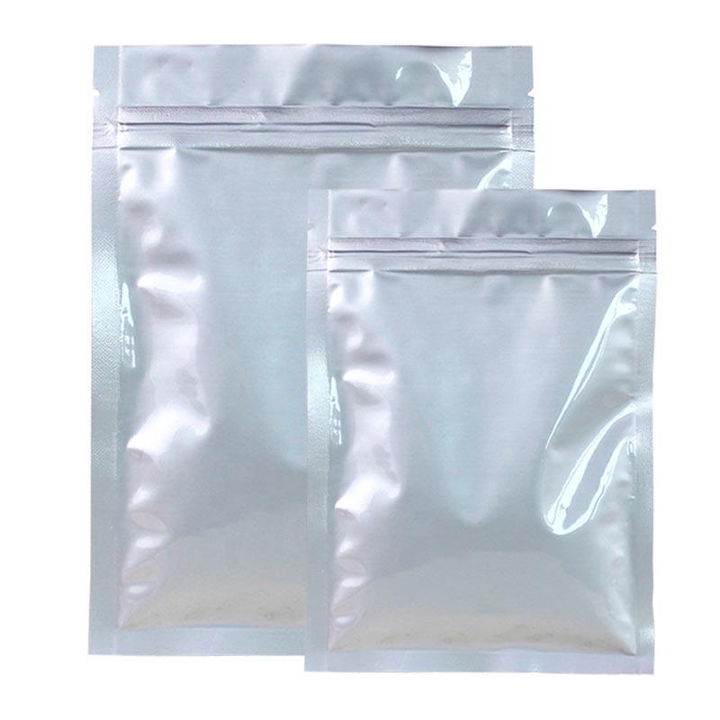 Kolysen Custom Logo Printed Stand Up Zipper Aluminum Foil Vacuum Seal Bags