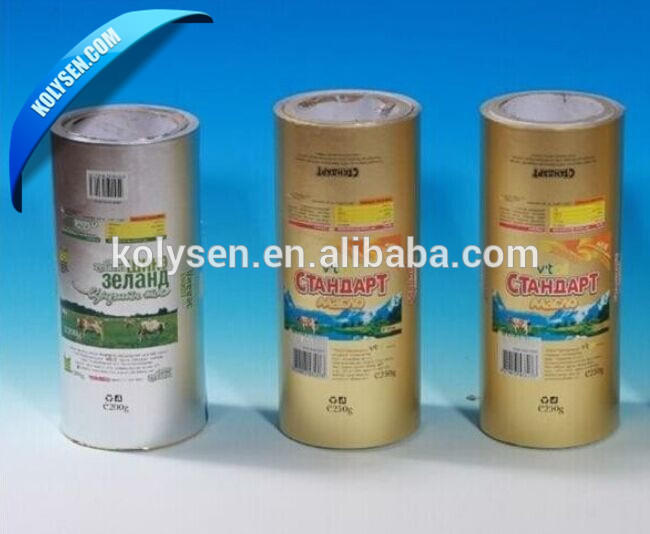 Butter Packaging Paper Wrap Foil Paper