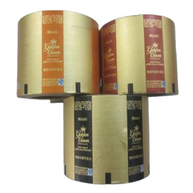 Kolysen Aluminum Foil Paper packaging for butter