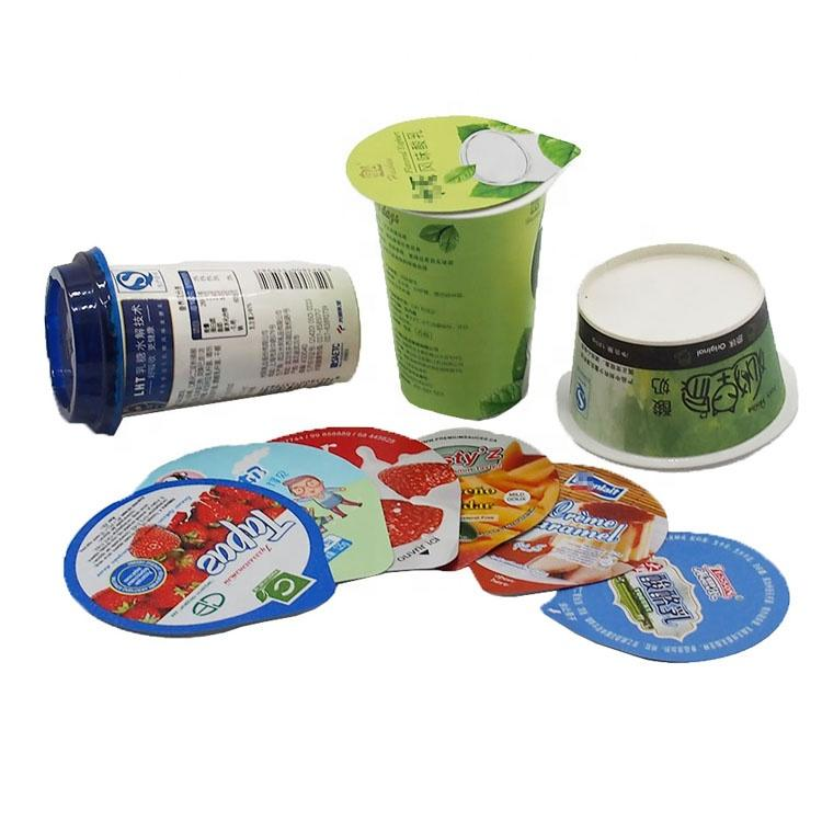 Aluminum Foil Lid for plastic cup/water cup /yogurt cup
